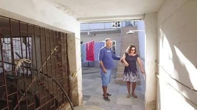 Golpe da casa própria faz vítimas em vários estados do país - Bandidos não pouparam nem mesmo uma senhora cega que estava a poucos passos de realizar seu maior sonho.