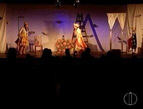 17ª Mostra de Teatro é realizada em Montes Claros - Fim de semana foi de programação voltada para público infantil.
