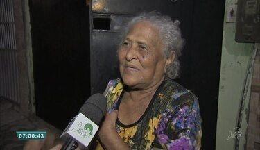 Quatro mulheres atropeladas no bairro Pan Americano - Saiba mais em g1.com.br/ce