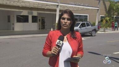 Passageiro é baleado com tiro no rosto em assalto a ônibus em Manaus - Crime ocorreu na madrugada desta terça-feira (18).