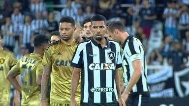 Sport perde para o Botafogo e fica fora do G-6 da Série A - Sport perde para o Botafogo e fica fora do G-6 da Série A