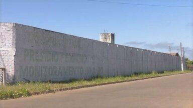 Presos fogem da Colônia Penal de Vilhena, RO - Fuga ocorreu no fim de semana.