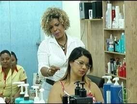 Pesquisa revela que mulheres mineiras lideram preferência por salões de beleza - Minas Gerais é o estado que mais gasta com salões.