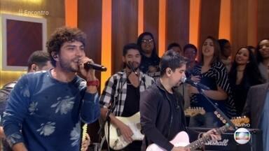Bruninho e Davi cantam 'Se Namorar Fosse Bom' - Dupla anima a manhã de quarta-feira, 19/7, no 'Encontro'