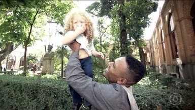 Família realiza exame para descobrir se o filho é albino - Bem Estar acompanhou a família do Arthur, de 1 ano e 10 meses. Desde que nasceu, os pais tentam saber se ele é albino.