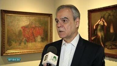 Em Sobral, conheça a exposição da evolução da arte brasileira - Saiba mais em g1.com.br/ce