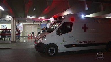 Maior hospital público de Brasília suspende serviços de raio-x - Governo diz que a interrupção foi causada por prolemas na rede de internet, possivelmente atacada por um vírus.