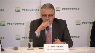 PF prende ex-presidente do Banco do Brasil e da Petrobras Aldemir Bendine - A suspeita é que ele tenha recebido propina quando comandava a petroleira.