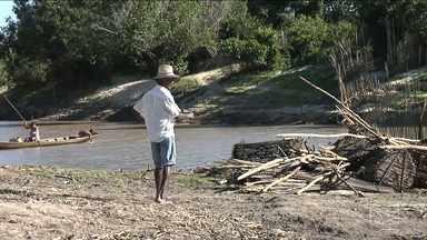 Comunidade rural de Pindaré-Mirim pede ajuda contra pesca predatória - Uma operação conjunta da Polícia Militar, Ministério Público e Secretaria Municipal De Meio Ambiente foi feita para combater esse tipo de crime