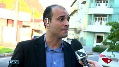 Vereador de Vitória fala sobre divulgação de nome de médicos de plantão no telão - Projeto de Lei não agradou o Sindicato dos Médicos.