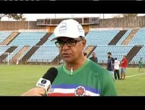 Ipatinga estreia neste sábado (29) na 2ª divisão do Campeonato Mineiro - Treino antes da partida foi intenso.