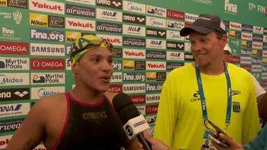 Mundial de Esportes Aquáticos - Maratona 25 Km Feminino