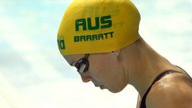 Mundial de Esportes Aquáticos - 50 m Costas Feminino