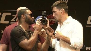 Em boa fase, veterano Demian Maia tenta conquistar cinturão do UFC pela primeira vez - Em boa fase, veterano Demian Maia tenta conquistar cinturão do UFC pela primeira vez
