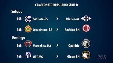 Jogo de volta do Operário pelas quartas de final será na segunda, dia 14 - Fantasma define classificação para a Série C contra o Maranhão