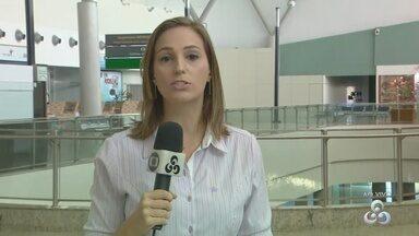 Operações do 'Eduardinho' começam a ser transferidas para Aeroporto Internacional no AM - Voos do Terminal 2 passam a operar no Terminal 1 a partir desta terça (1º).