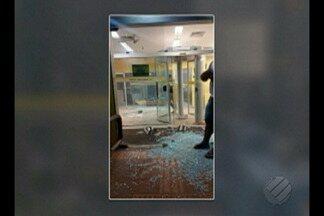 Agência do Banco do Brasil em Medicilândia é atacada na madrugada de terça-feira, 01 - O bando usou armas pesadas e se dividiu em dois grupos para realizar o assalto.