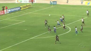 CSA vence Botafogo-PB e se mantém na liderança da Série C - Vitórias importantíssima para o time.