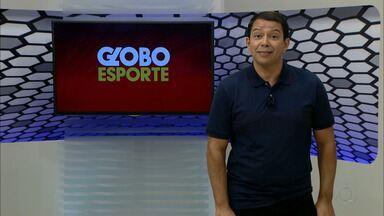 Confira na íntegra o Globo Esporte desta terça-feira (01/08/2017) - Kako Marques traz as principais notícias do esporte paraibano