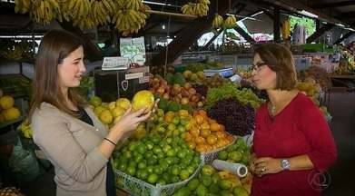 Aproveitando as frutas da estação - A nutricionista Érica Nóbrega fala sobre como aproveitar as frutas, preservando os nutrientes.