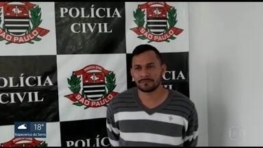 Polícia prende em Guarulhos suspeito de envolvimento em assaltos a bancos no Norte do país - Ele era foragido da justiça de Porto Velho, em Rondônia.