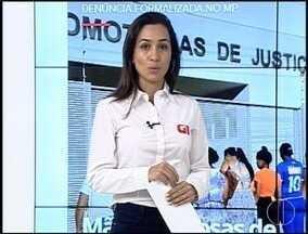 Mulheres de detentos que denunciam maus tratos em presídio são destaque do G1 - Elas afirmam que agressões contra os detentos acontecem de formas reiteradas no Presídio Regional.
