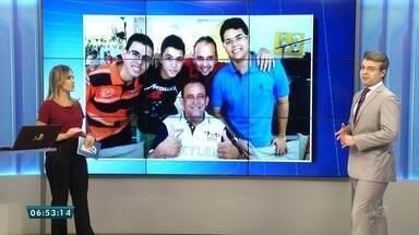 Fotos enviadas pelos espectadores do Bom Dia Ceará desta quarta-feira (02) - Saiba mais em g1.com.br/ce