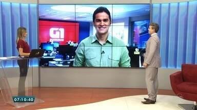 Destaques do Portal G1 do Bom Dia Ceará desta quarta-feira (02) - Saiba mais em g1.com.br/ce