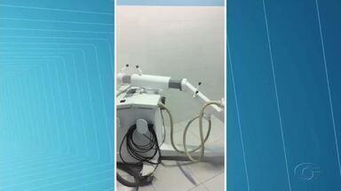 Polícia Federal deflagra operação em 18 estados e Distrito Federal - PF investiga organização criminosa suspeita de contrabandear equipamentos de diagnóstico médico através da Aduana de Controle Integrado (ACI) em Dionísio Cerqueira, no Oeste de Santa Catarina.