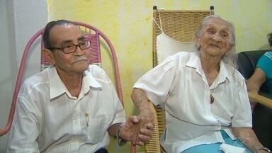Casal celebra união de 70 anos de casamento, em Manaus - Eles fala dos segredos para manter por tanto tempo uma relação de amor e companheirismo