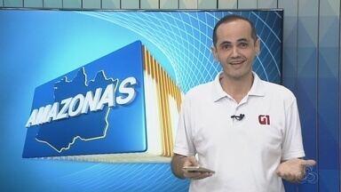 Confira os destaques do G1 Amazonas nesta quarta-feira (02) - Veja os destaques do G1 com Leandro Tapajós.