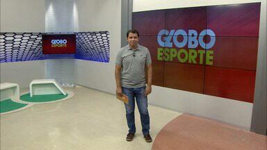 Confira na íntegra o Globo Esporte desta quarta-feira (02/08/2017) - Kako Marques traz as principais notícias do esporte paraibano