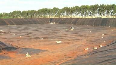 Aterro sanitário de Cascavel abre nova célula - Infelizmente, muita coisa deixa de ser reaproveitada ou reciclada.