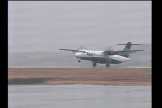 Aeroporto de Santo Ângelo, RS, completa um mês de serviços - A partir deste mês a oferta de voos passa ser de três vezes na semana.