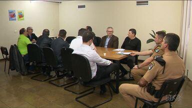 Comitê se reúne para cobrar mais segurança nos ônibus e estações do transporte coletivo - A principal medida debatida foi a instalação de câmeras de segurança.