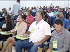 Extensionistas da Emater recebem treinamento do programa Garantia Safra - Objetivo foi capacitar os profissionais.