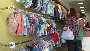 Aumenta o número de estabelecimentos comerciais abertos em Cachoeiro de Itapemirim, ES - Moradores estão apostando em novos negócios.