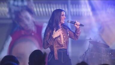 Exclusivo: veja vídeo inédito de 'À Vontade', de Ivete Sangalo - Cantora veio ao Fantástico falar dessa nova música e lançar o clipe no programa, que tem participação de Wesley Safadão.