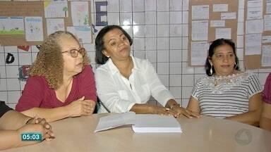 Professores da rede municipal da capital enfrentam impasse para conseguir aposentadoria - Professores da rede municipal da capital enfrentam impasse para conseguir aposentadoria especial.