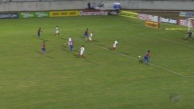 Boa Esporte vence o Paraná e fecha o 1º turno perto do G-4 na Série B - Boa Esporte vence o Paraná e fecha o 1º turno perto do G-4 na Série B