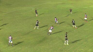 ASA empata com o Fortaleza pela Série C do Brasileirão - Jogo terminou em 1 a 1.