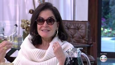 Gloria Kalil fala sobre as tendências da moda - Consultora mostra as roupas que vão estar em alta no verão, mas destaca que o importante é o estilo de cada um