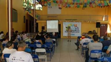 Primeira oficina de revisão do Plano Diretor é realizada em Santarém - Ao todo serão 12 oficinas. O Plano Diretor deve ser revisado a cada 10 anos.