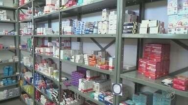Banco de remédios de Piracicaba estende horário de atendimento após aumento na demanda - Novo horário de atendimento será de segunda à sexta-feira das 10h às 16h30.