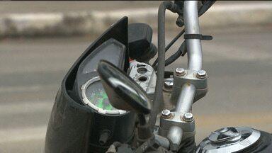 Cresce o número de roubo de motos em Campina Grande - A população está preocupada com o crescente número de crimes.