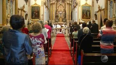 Igreja de São Domingos fica pronta em tempo de receber a festa pelo santo católico - Veja como foi a celebração no Centro Histórico.