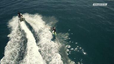 Tow Foil: A Vez Do Jet Ski