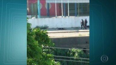 PMs envolvidos na morte da estudante Maria Eduarda vão responder por homicídio doloso - Eles também respondem um inquérito policial militare estão afastados do trabalho