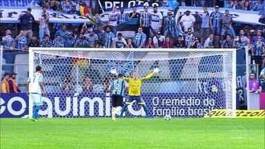 Esporte Espetacular vai mostrar que aumentou o número de pênaltis defendidos no Brasileiro - Esporte Espetacular vai mostrar que aumentou o número de pênaltis defendidos no Brasileiro