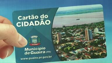 Informatização melhora atendimentos à pacientes de Guaíra - Atendimentos são feitos mediante cartão que armazena dados e informações dos moradores.